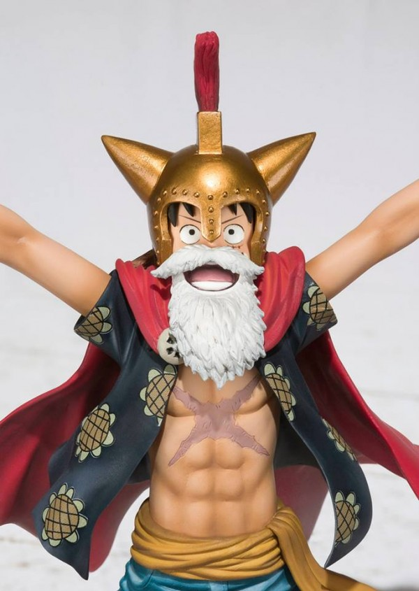 FiguartsZERO - Gladiator Lucy - One Piece
