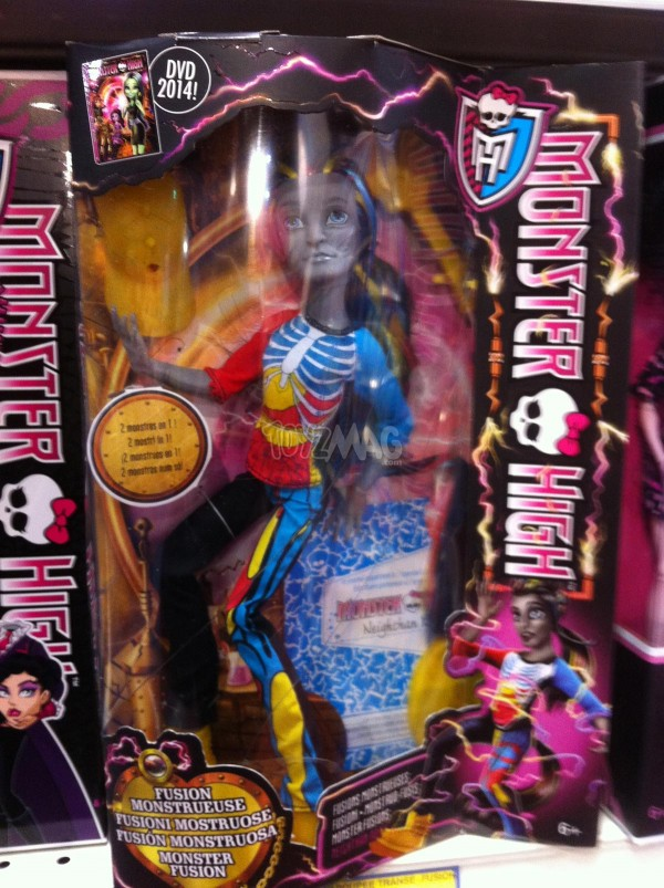Monster High Trans fusion