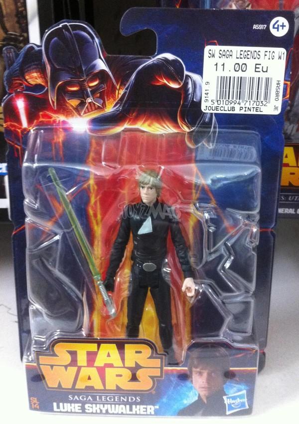 figurine luke chevalier Jedi ROTJ