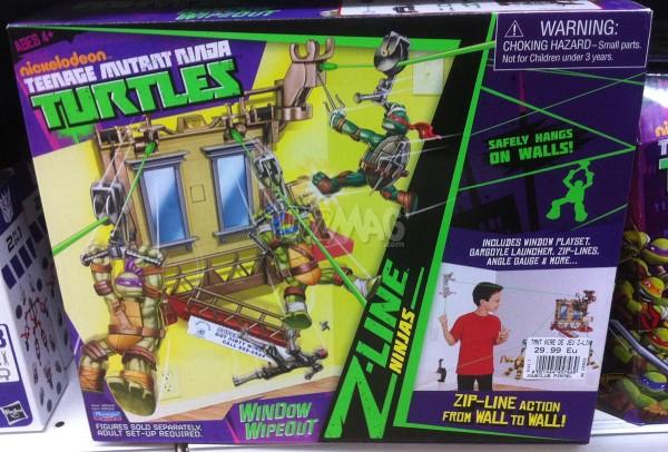 tortues Ninja Z-line TMNT
