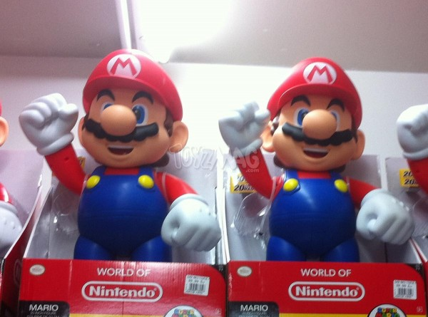 world Of nintendo jumbo Mario