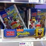 Dispo en France : Mega Bloks Bob l'Eponge, Marvel Infinite Series, Star Wars