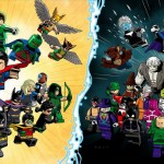 Des sets LEGO Justice League en 2015