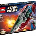 Lego Star Wars, des visuels du Slave I – 75060