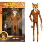 Des figurines Fantastic Mr. Fox par Funko