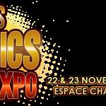 Paris Comics Expo : ouverture de la billetterie