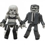 Sin City Minimates - Series 1