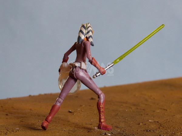 Star Wars TCW Hasbro Ahsoka Tano 7