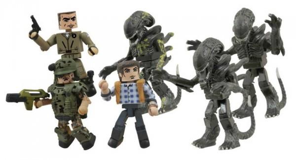 aliens minimates 1