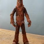 balck series 6in chewbacca star wars hasbro 12