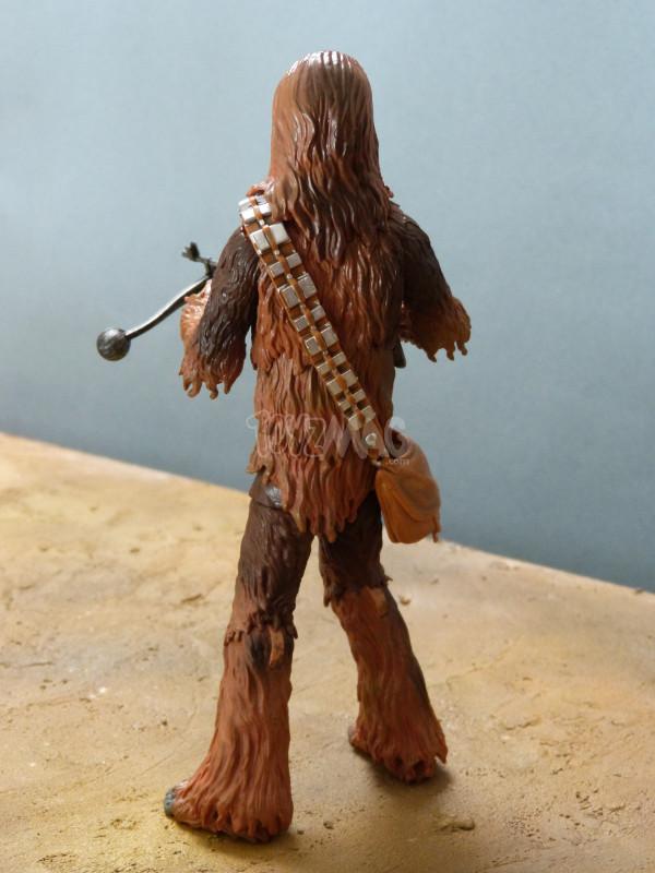 balck series 6in chewbacca star wars hasbro 16