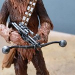 balck series 6in chewbacca star wars hasbro 5