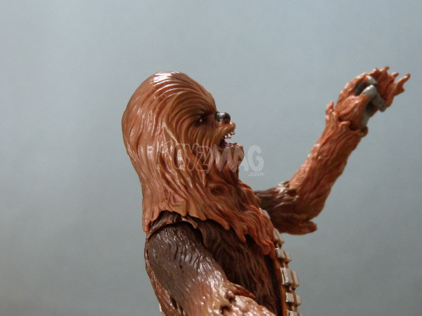 balck series 6in chewbacca star wars hasbro 8