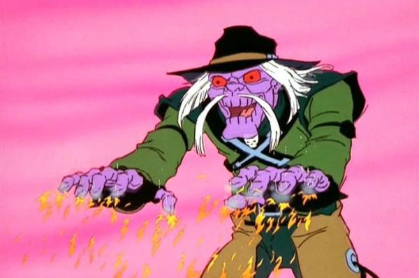 Tex Hex Bravestarr dessin animé