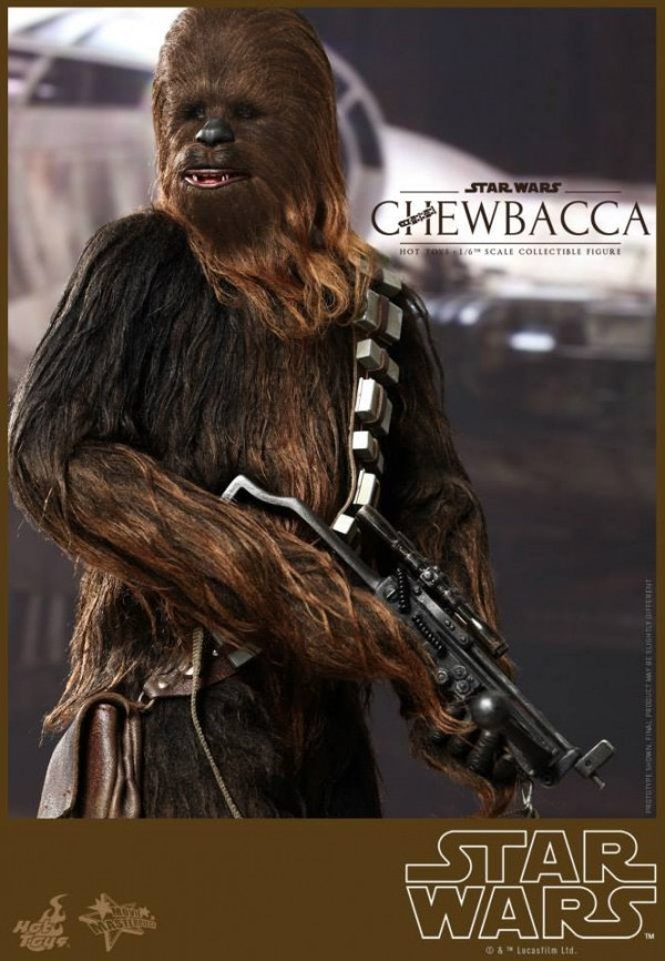 chewbacca hot toys 2