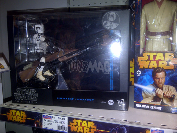 dispo en france hobbit star wars 1