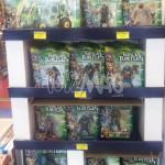 Ninja Turtles les figurines du film disponibles en France