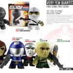 G.I. Joe Action Vinyl disponible sur le marché Français