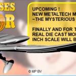 Enfin une date pour le Grand Condor Metaltech