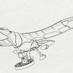 HL Pro publie une esquisse de son Grand Condor