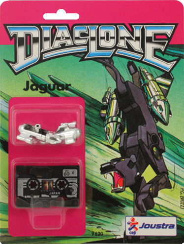 Blister Jaguar