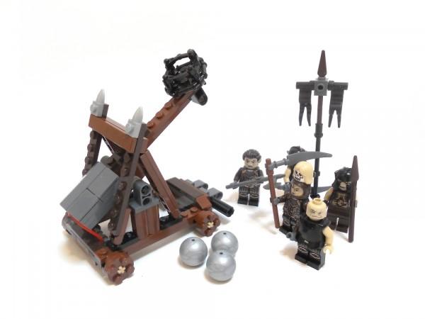 lego ideas orc army