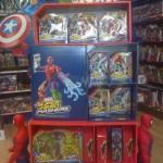 Dispo en France : nouveautés Marvel Hasbro