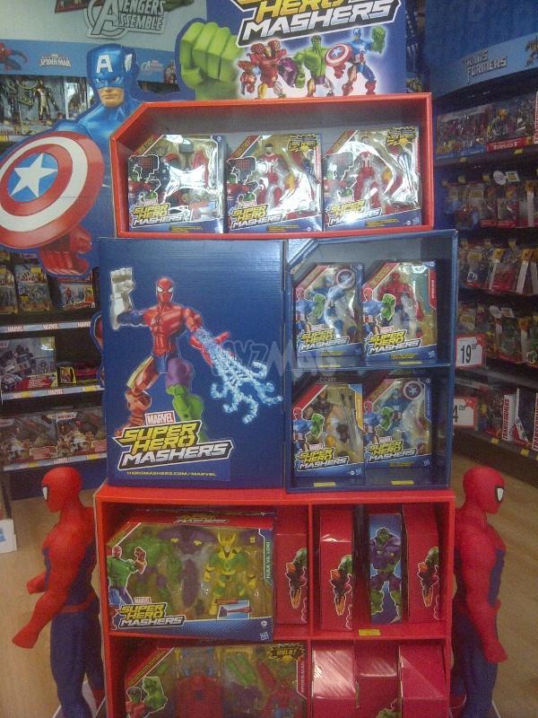 marvel toys r us farnce hasbro