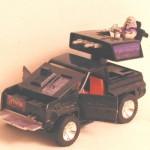 L'Instant Vintage: ToysFocus Jackhammer M.A.S.K (Kenner 1985)