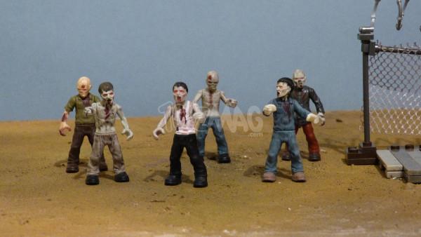 mega bloks zombie pack 10