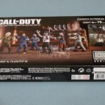 mega bloks zombie pack 6