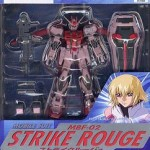 Review - Gundam MSIA - Strike Rouge
