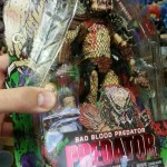 NECA : packaging du Bad Blood Predator