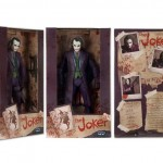 Dark Knight : packaging du Joker 45cm de NECA