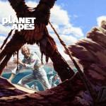 Planète des singes : artwork signé Wardell pour NECA