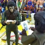 Planète des singes #MonkeyMonday : Zira et Cornelius par NECA