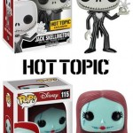 Funko Pop! Exclu Etrange Noel de M. Jack chez Hot Topic