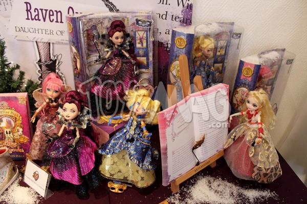 noel2014 Mattel Ever After High