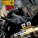 Paris Comics Expo fête les 75 ans de Batman