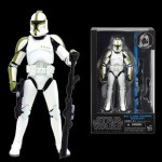Star Wars Black Series : TIE, Yoda & Clone Sergeant