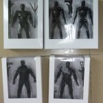 Robocop Vs Terminator : packaging design par NECA