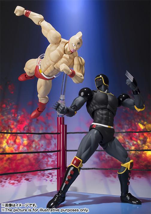 shfiguarts Kinnikuman muscleman