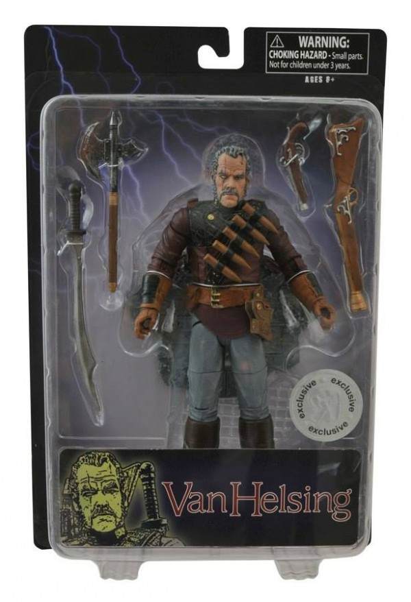 universal monster select van helsing