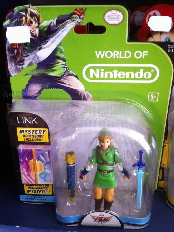 world of nintendo jakks LINK