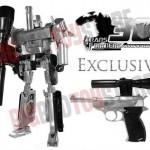 Transformers - MP-05 Megatron