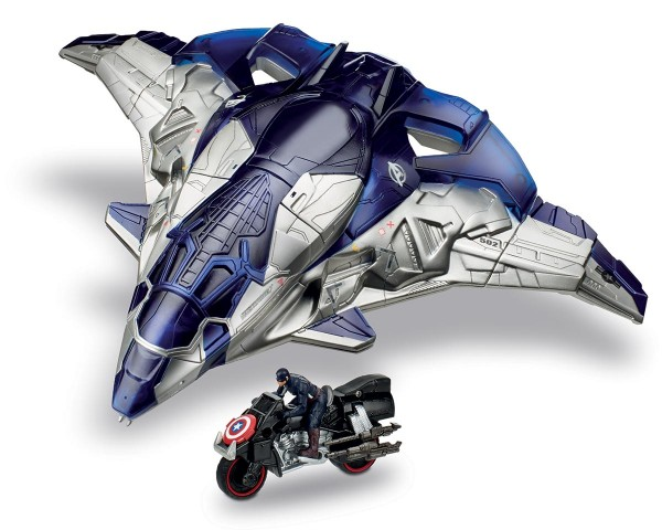 Quinjet Bike Age Of Ultron Avengers 2