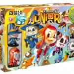Krosmaster Junior, un jeu de plateau à jouer en famille