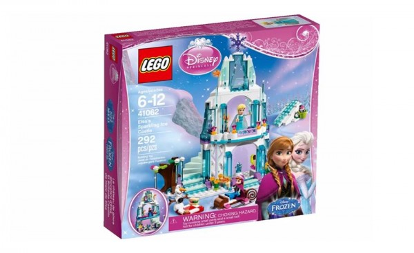 Lego disney Princess Frozen reine des  neiges