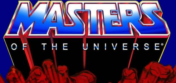 Masters universe logo