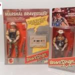 L'Instant Vintage Flash!! Blister Cassette Bravestarr (Mattel 1987)